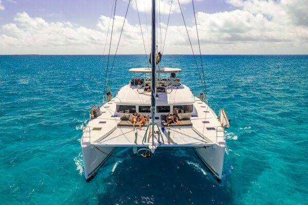 Twin Flame Catamaran