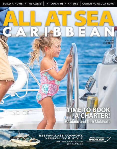 All At Sea - Caribbean - July 2020