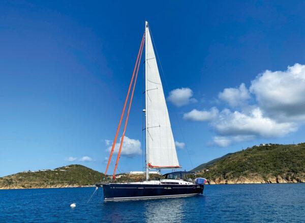 Ocean Star Sailing Yacht