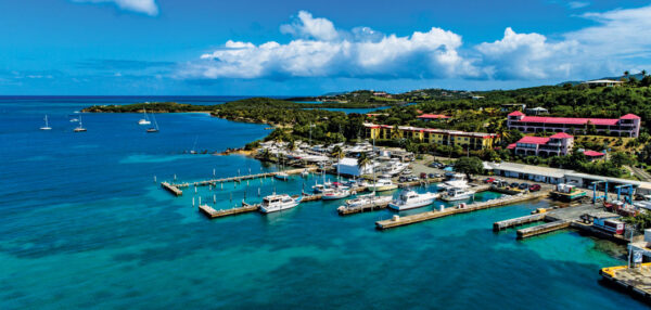 St Croix Marina for boat repair in USVI