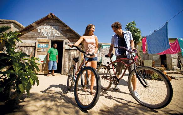 Belize bike rental
