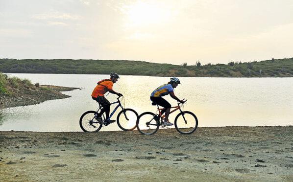 Curacao mountain biking