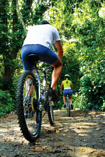 Dominican Republic Biking