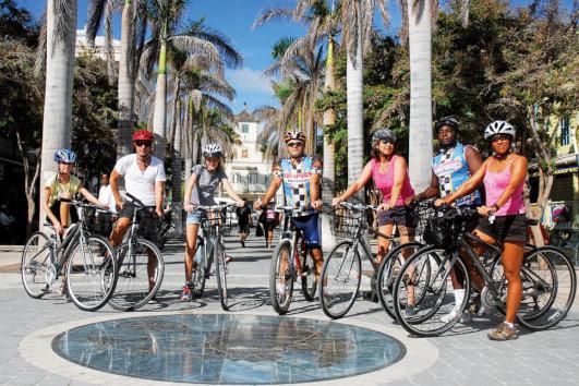 St Maarten Historical Philipsburg by Bike