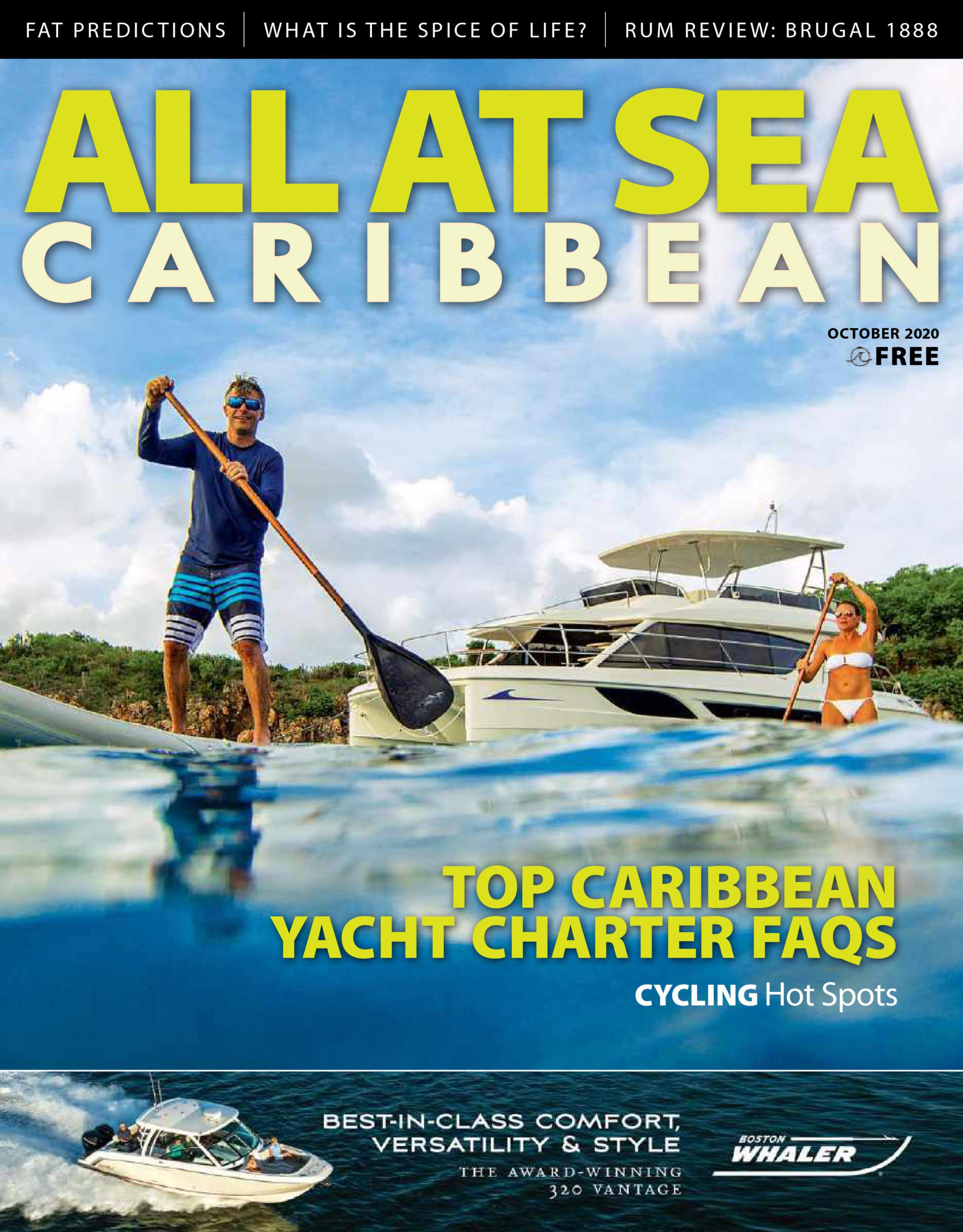 All At Sea - Caribbean - October 2020