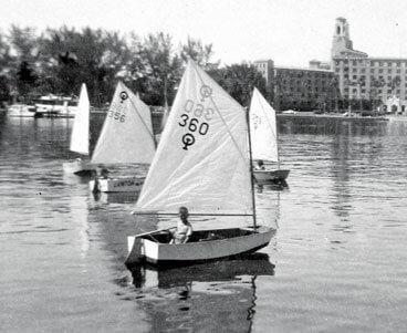 Fatty Opti 1960s Vinoy Basin St. Petersberg, FL