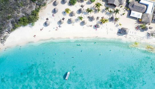 Curaçao Cas Abao Beach