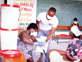 Hope for Haiti - Water Filtration System Distribution and Training