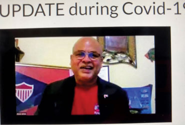 SSCA Jesse James Talks on a Webinar