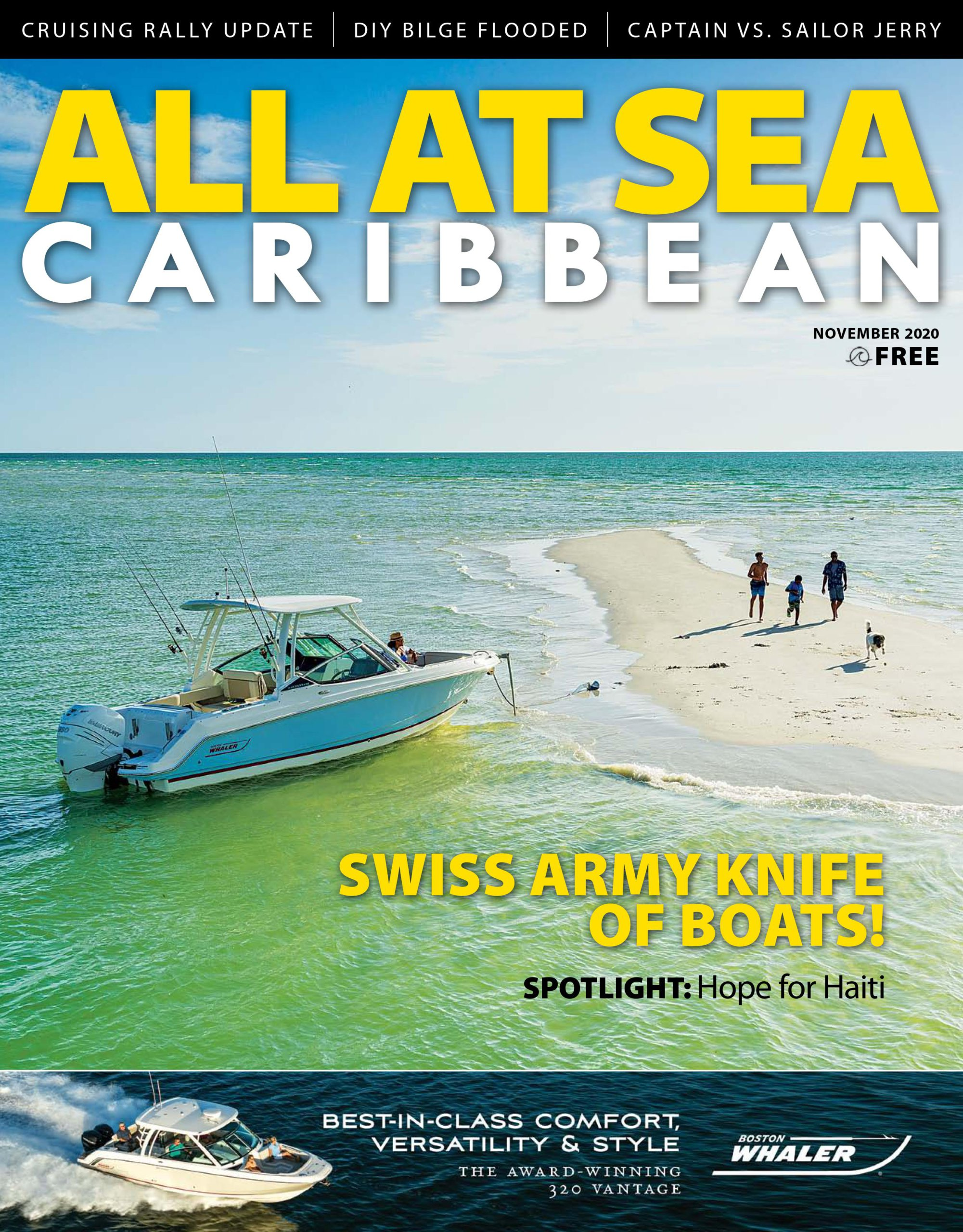 All At Sea - Caribbean - November 2020