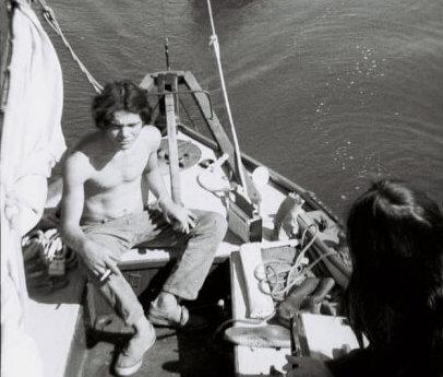 Georgie Porgy first mate
