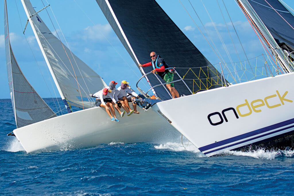 Barbados Sailing Week. Credit Tim Quinton