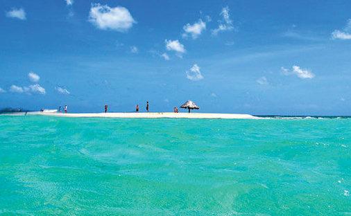 Mopion Island, St. Vincent & The Grenadines. Credit Caribbean Tourism Organization