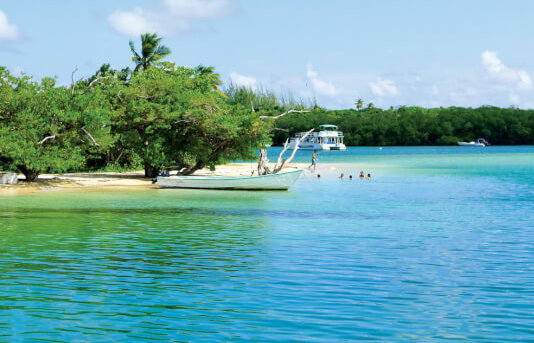 No Man's Land, Tobago
