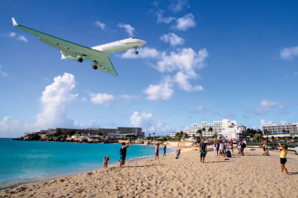 Charter Itinerary in St. Maarten Photo: ARohrmann / The Moorings