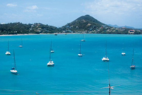 Canouan St Vincent and the Grenadines. Credit St Vincent and the Grenadines Tourism Authority
