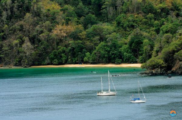 Pirates Bay - Charlotteville - Tobago. Credit Tobago Tourism Agency