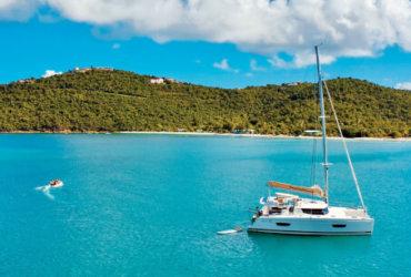 Photo courtesy of Dream Yacht Charter