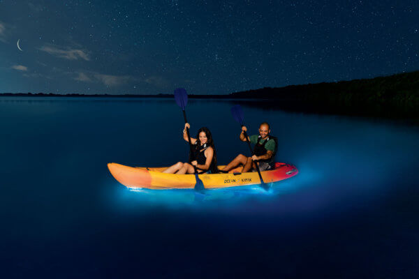 Bioluminescent Bay. Credit Discover Puerto Rico