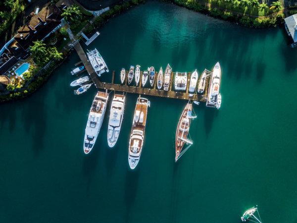 Errol Flynn Marina & Boatyard