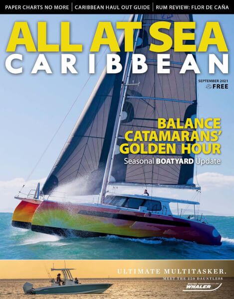 All At Sea - Caribbean - September 2021 Issue