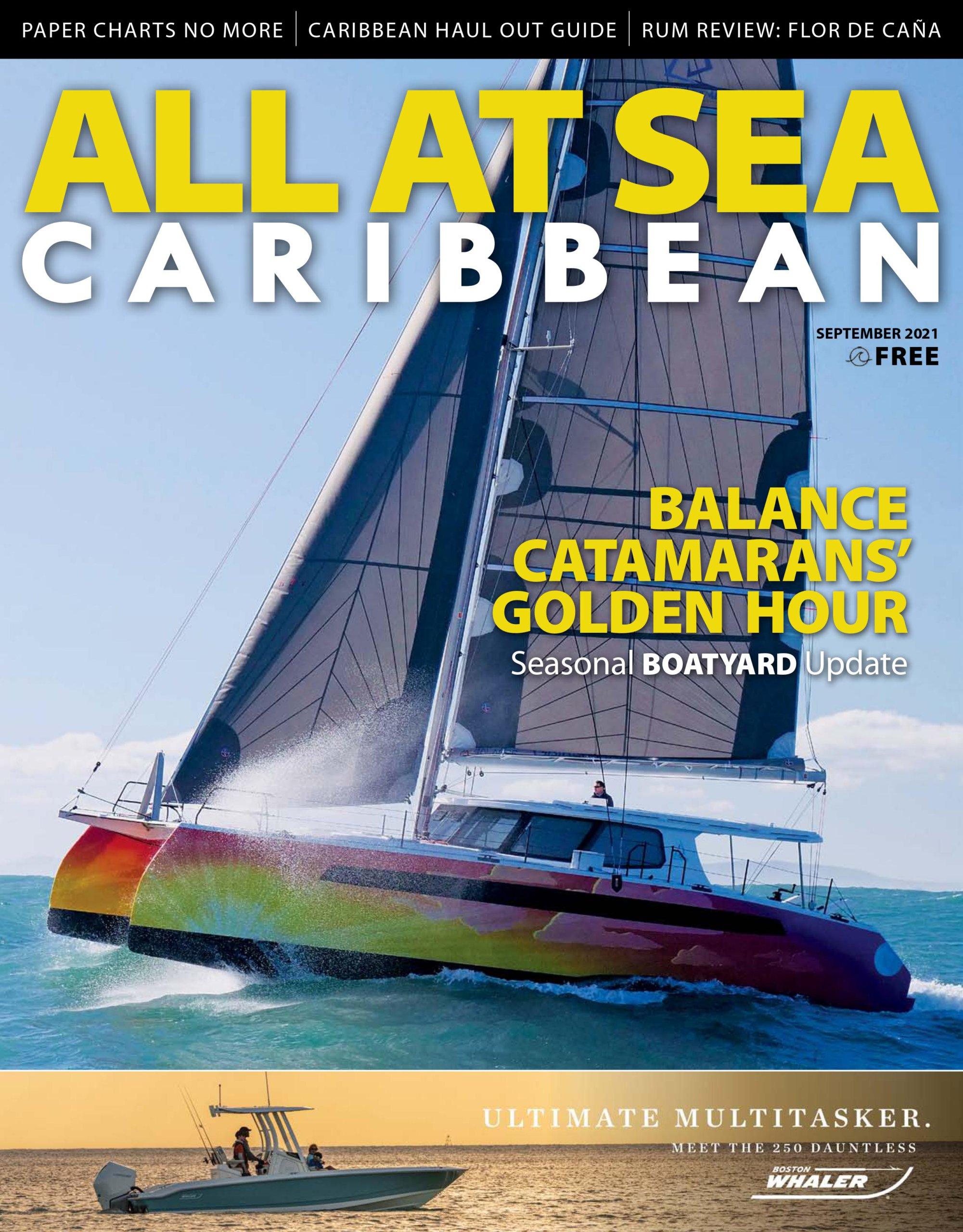 All At Sea - Caribbean - September 2021
