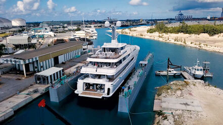 Bradford Marine, Bahamas