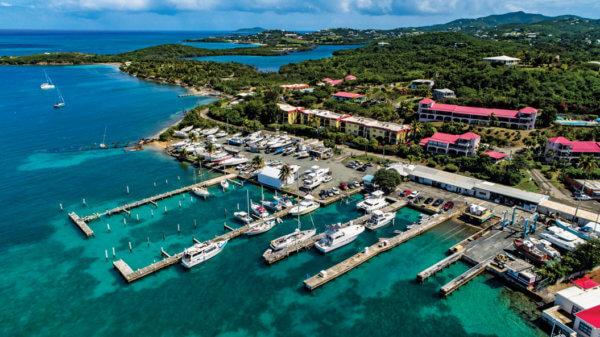 St Croix Marine Center
