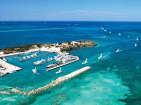 Walker's Cay. Courtesy of Walker's Cay