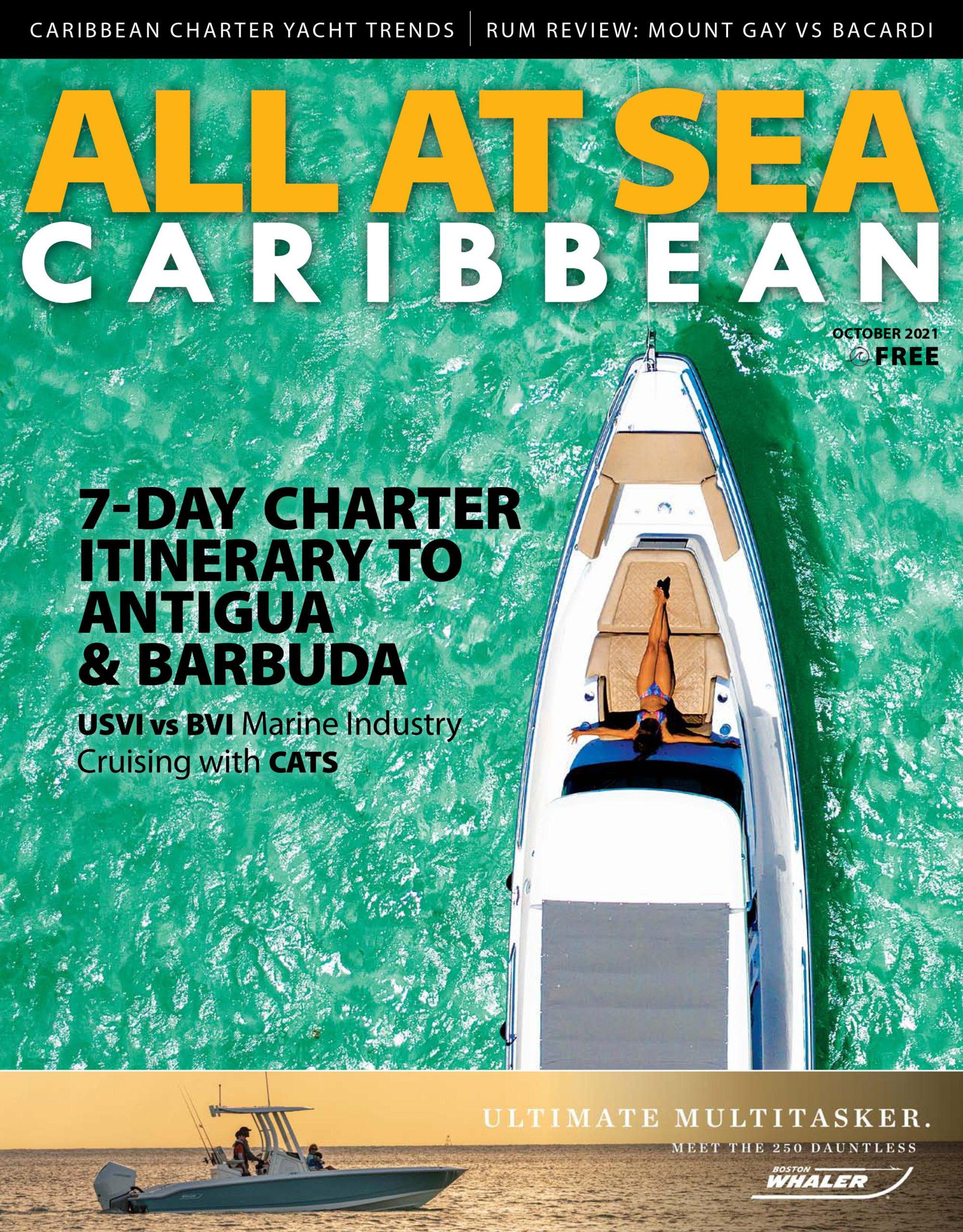 All At Sea - Caribbean - October 2021