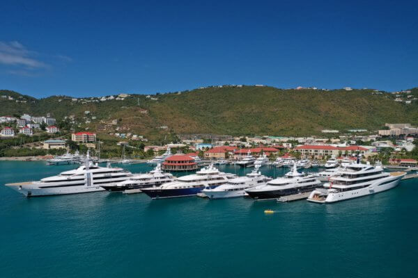 IGY's Yacht Haven Grande St Thomas will host the first Caribbean Charter Show - December 9-12, 2021 https://caribbeancharterys.com/ Credit: Phil Blake